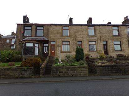 2 Bedrooms Terraced House for sale in Hawthorne Terrace, Fouridge, Colne, Lancashire, BB8