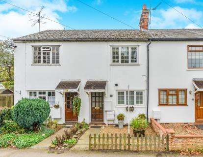 2 Bedrooms Terraced House for sale in Woolgrove Road, Hitchin, Hertfordshire, England