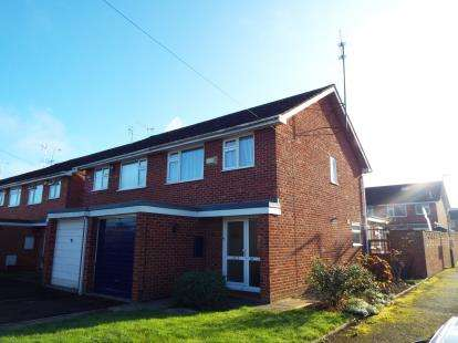 3 Bedrooms Semi Detached House for sale in Springbank Grove, Cheltenham, Gloucestershire