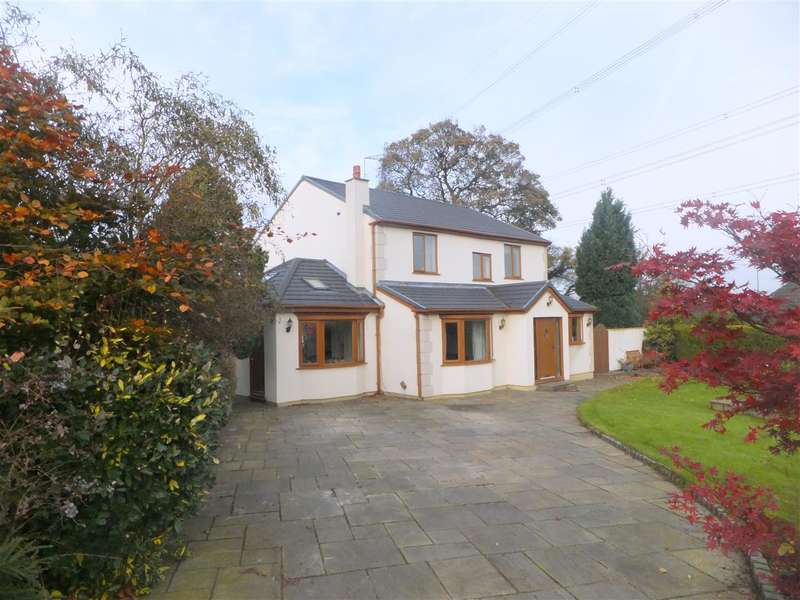 4 Bedrooms Detached House for sale in The Ash, 3 Tern Way, Eccleston Park, St Helens