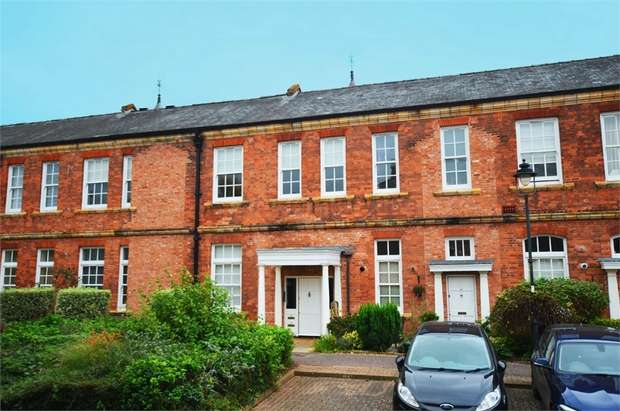 2 Bedrooms Flat for sale in South Grange, Clyst Heath, EXETER, Devon