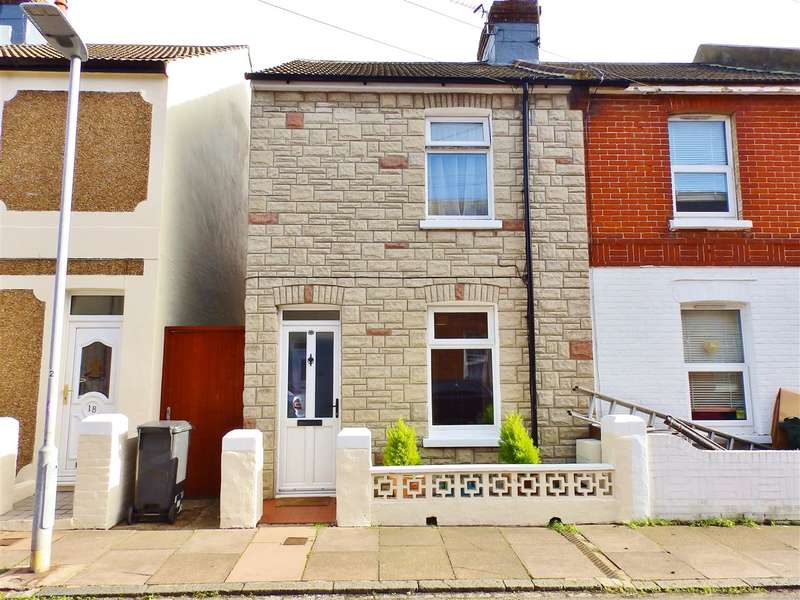 2 Bedrooms End Of Terrace House for sale in Sydney Road, Eastbourne