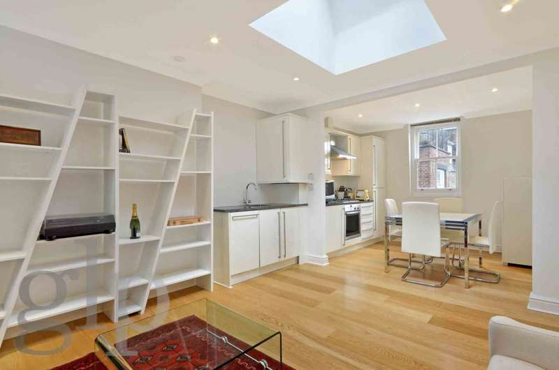 1 Bedroom Apartment Flat for sale in Villiers Street, Covent Garden, WC2N