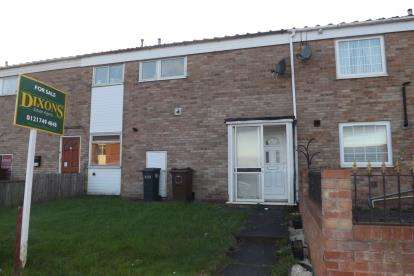 3 Bedrooms Terraced House for sale in Tamar Drive, Smiths Wood, Birmingham, West Midlands