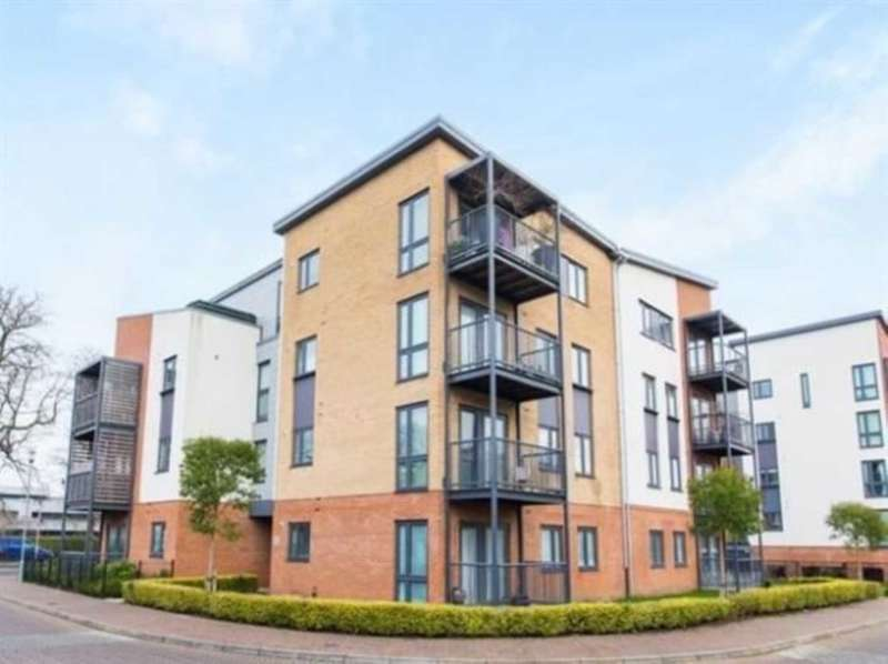 2 Bedrooms Flat for sale in PENTHOUSE APARTMENT James Court, Borehamwood