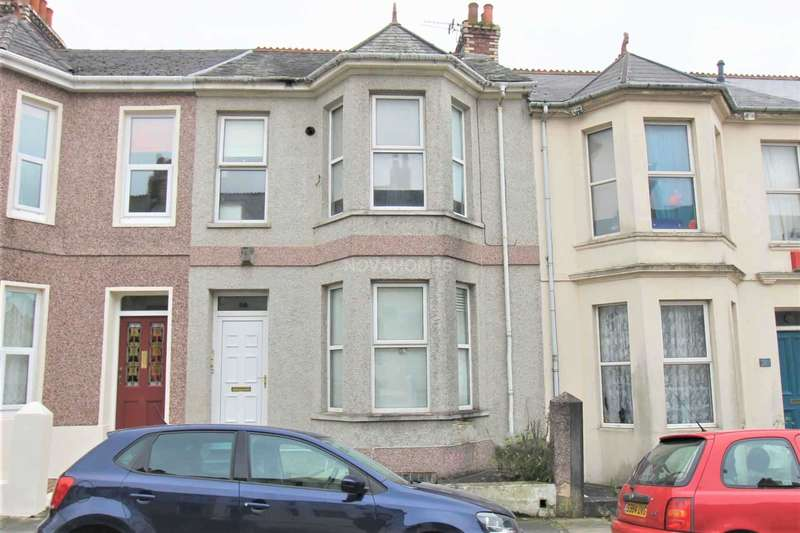 2 Bedrooms Flat for sale in South View Terrace, St Judes, PL4 9DJ
