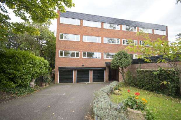 2 Bedrooms Flat for sale in Riversdale, 3 Warwick New Road, Leamington Spa