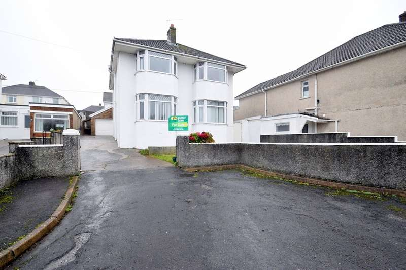 5 Bedrooms Detached House for sale in 9 Heol-Yr-Onnen, Bridgend, Bridgend County Borough, CF31 4DB.