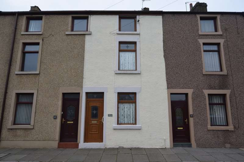 3 Bedrooms Terraced House for sale in Duddon Road, Askam-in-Furness, Cumbria, LA16 7AJ