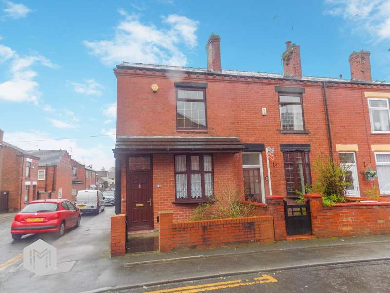3 Bedrooms End Of Terrace House for sale in Stanley Street, Atherton, Manchester, M46