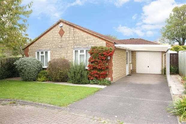 3 Bedrooms Detached Bungalow for sale in Perriwinkle Close