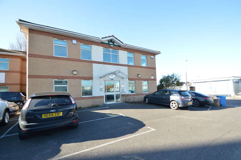 Office Commercial for rent in Ground Floor, West House (Leasehold), Braeside Business Park, Sterte Avenue West, Poole, BH15 2BX
