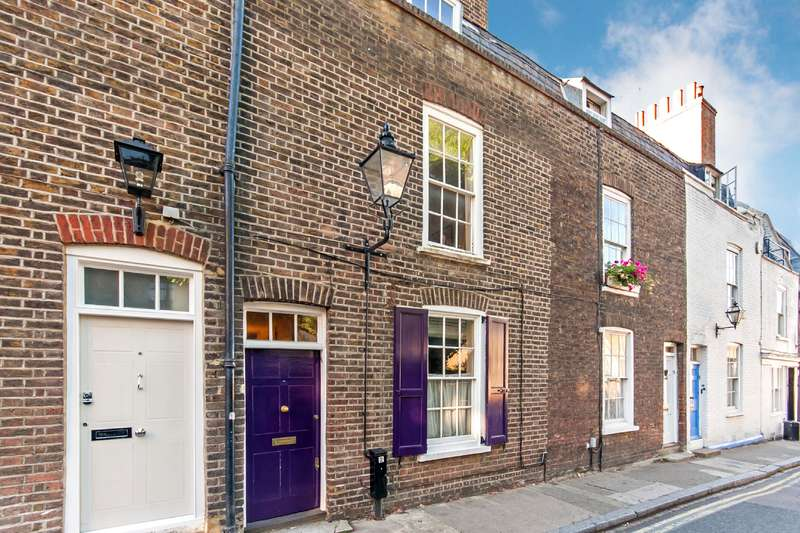3 Bedrooms House for sale in Perrins Lane, Hampstead Village