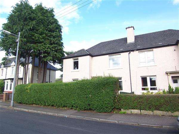 2 Bedrooms Flat for sale in 34 Rotherwood Avenue, Knightswood, Glasgow, G13 2RJ