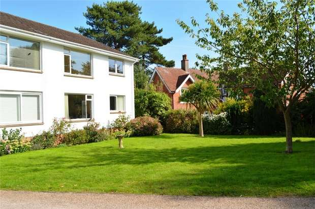 2 Bedrooms Flat for sale in 11 A Portland Avenue, Flat 4, EXMOUTH, Devon