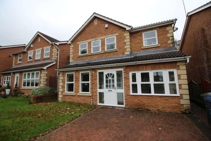 5 Bedrooms Detached House for rent in Princes Meadow, Newcastle Upon Tyne, NE3