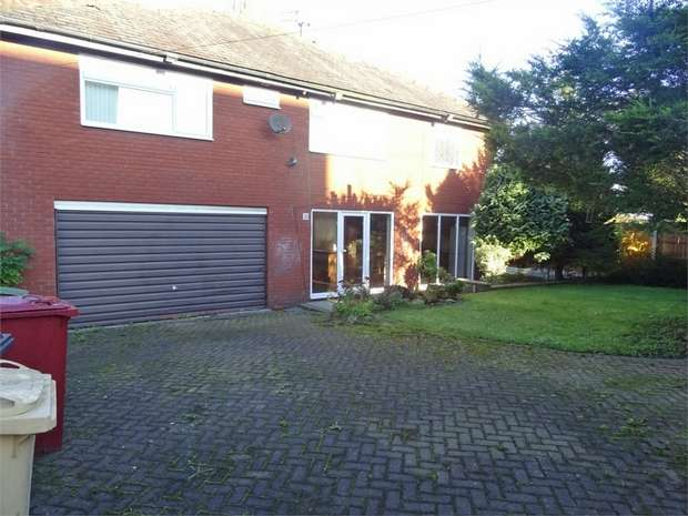 4 Bedrooms Detached House for sale in Wellington Street, Farnworth, Bolton, Lancashire