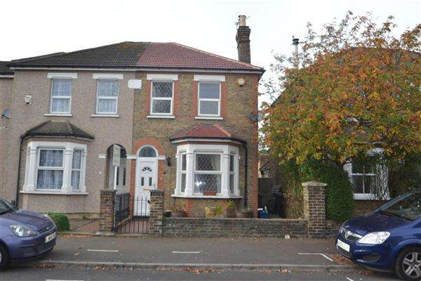 2 Bedrooms Semi Detached House for sale in Colonial Road, Bedfont