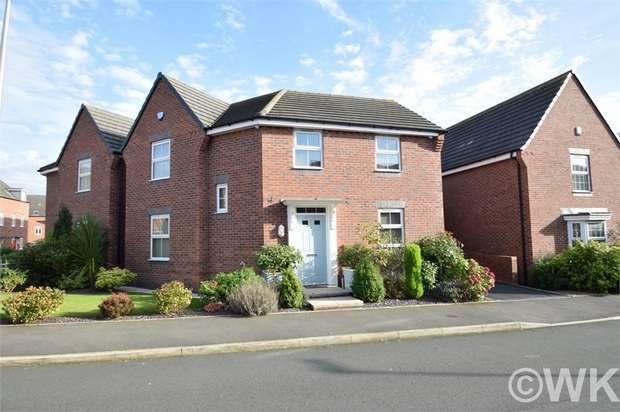 3 Bedrooms Detached House for sale in Marnham Road, WEST BROMWICH, West Midlands
