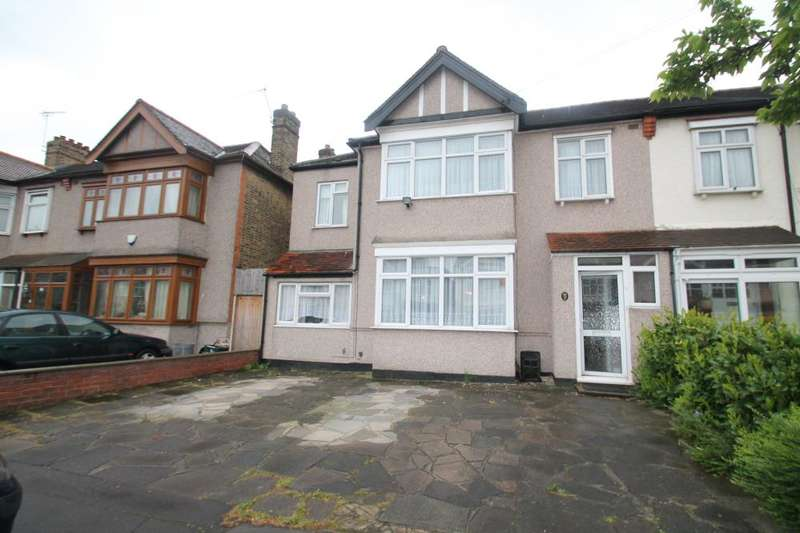 4 Bedrooms Semi Detached House for sale in ST EDMUNDS ROAD, ILFORD