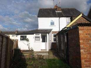 3 Bedrooms Semi Detached House for sale in Belgrave, Woodbury Road, Hawkhurst, Cranbrook