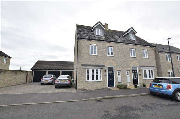 4 Bedrooms Semi Detached House for sale in Jays Close, Kingswood, Bristol, BS15 9QS