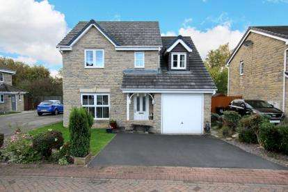 4 Bedrooms Detached House for sale in Finsbury Close, Dinnington, Sheffield, South Yorkshire
