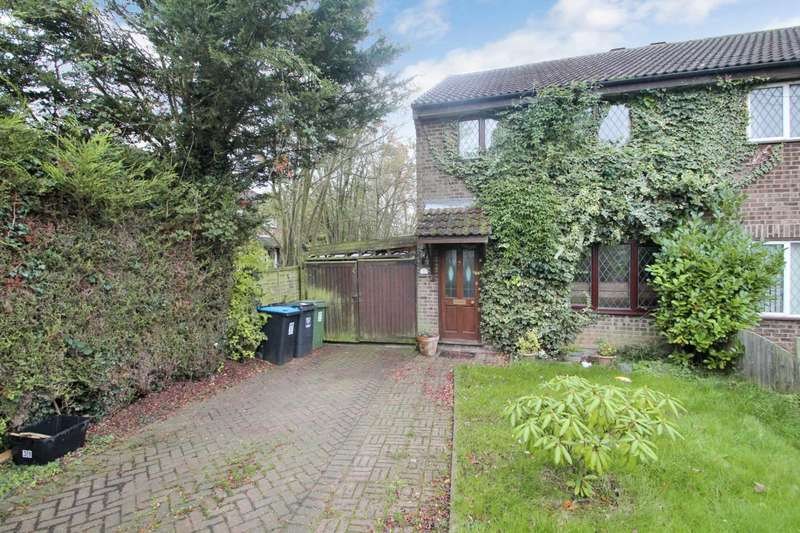 3 Bedrooms Semi Detached House for sale in 3 BEDROOM SEMI DETACHED WITH LOFT ROOM