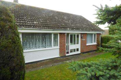 2 Bedrooms Bungalow for sale in Hitcham, Ipswich, Suffolk