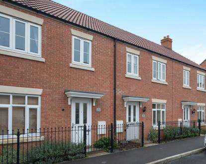 3 Bedrooms Terraced House for sale in Lossiemouth Road, Kingsway, Gloucester, Gloucestershire