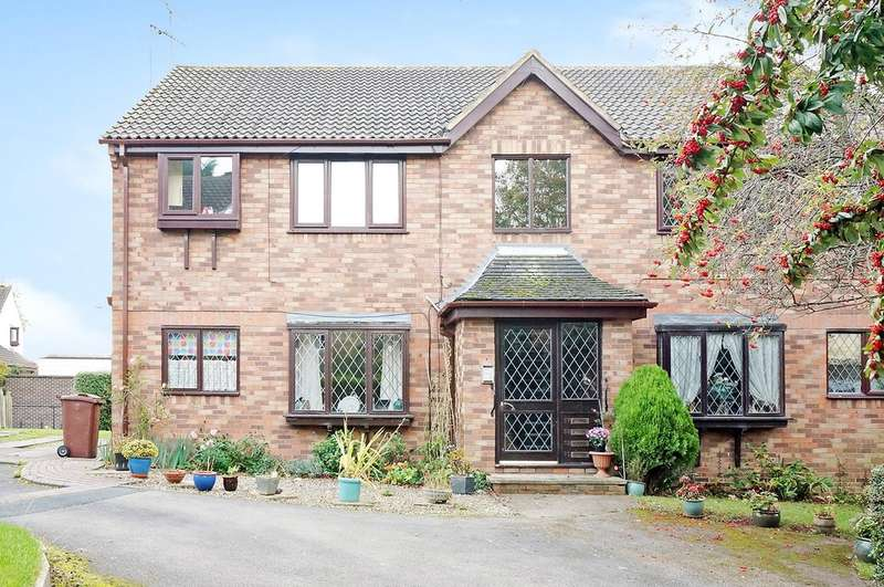2 Bedrooms Flat for sale in The Moorlands, Wetherby, LS22