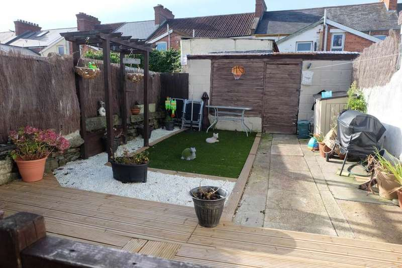 3 Bedrooms Town House for sale in Higher Maudlin Street, Barnstaple