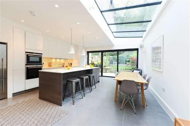 4 Bedrooms Terraced House for sale in Wood Vale, Forest Hill
