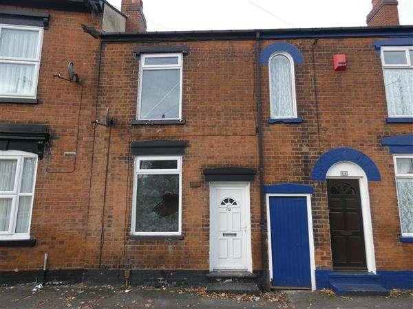 3 Bedrooms Terraced House for rent in King Edward Street, Wednesbury, Wednesbury