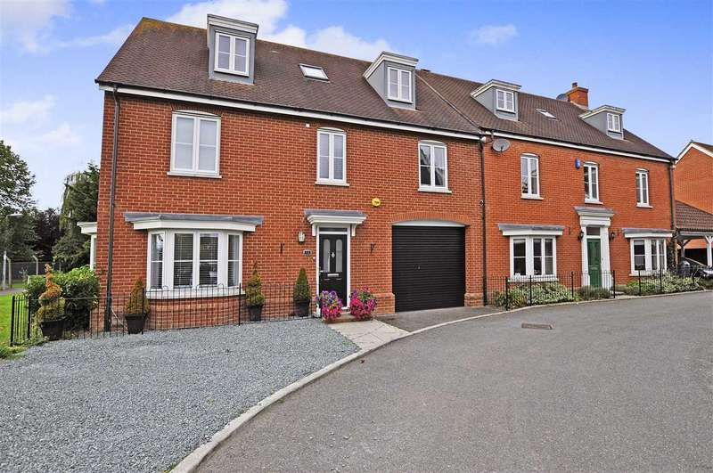 4 Bedrooms Semi Detached House for sale in Eastwood Park, Great Baddow