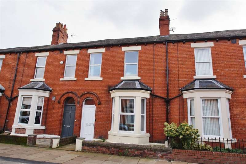 4 Bedrooms Terraced House for sale in CA1 2AN Petteril Street, Off Warwick Road, Carlisle, Cumbria