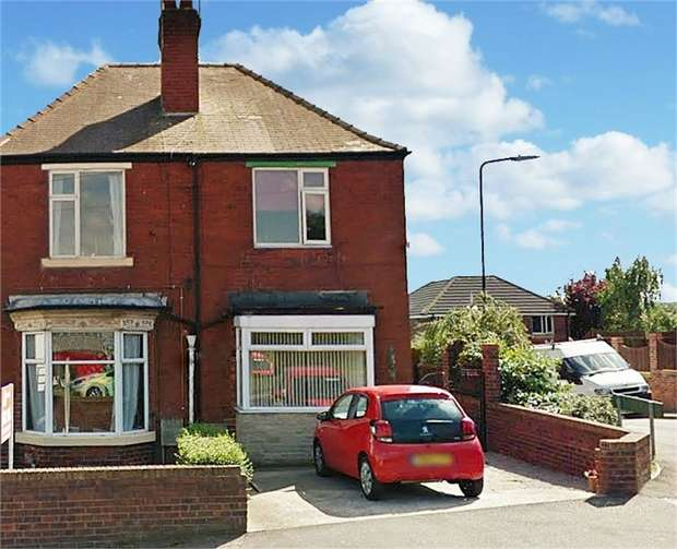 2 Bedrooms Semi Detached House for sale in Park Hill, Swallownest, Sheffield, South Yorkshire