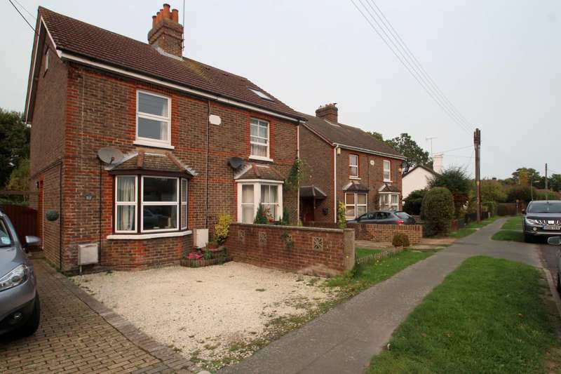 4 Bedrooms Semi Detached House for rent in Church Lane, Copthorne, Crawley