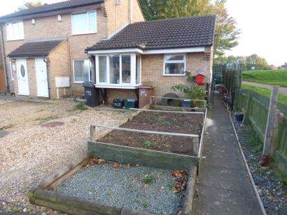 1 Bedroom Bungalow for sale in Barley Hill Road, Southfields, Northampton, Northamptonshire