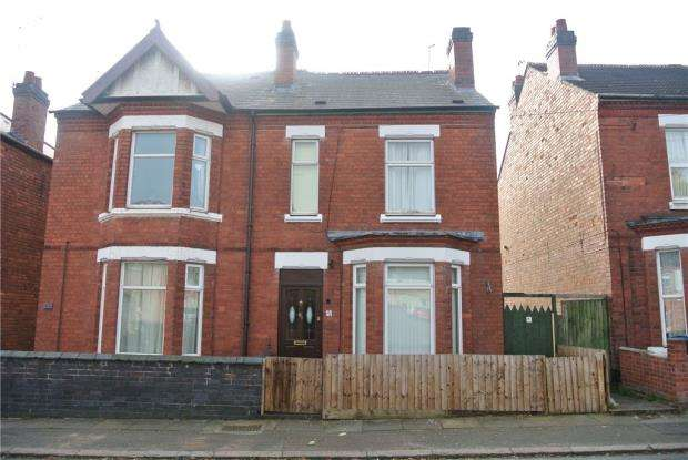 4 Bedrooms Terraced House for rent in Wyley Road, Radford, Coventry, West Midlands