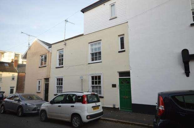 1 Bedroom Maisonette Flat for sale in Pavilion Place, Exeter, Devon
