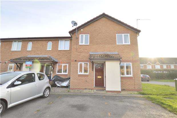 1 Bedroom End Of Terrace House for sale in Chiltern Avenue, Bishops Cleeve, GL52 8XP