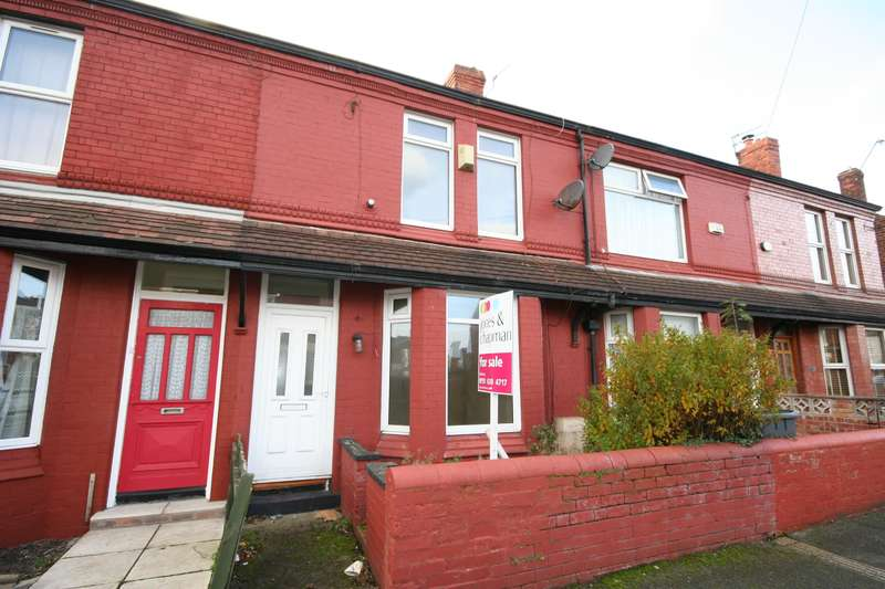 2 Bedrooms Terraced House for sale in The Grove, Wallasey, CH44 4BQ