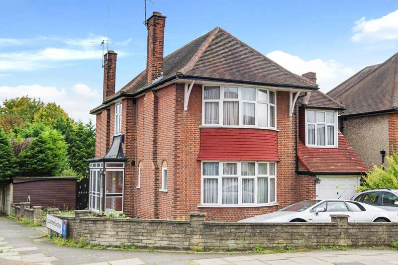 5 Bedrooms Detached House for sale in Kingsgate Avenue, London