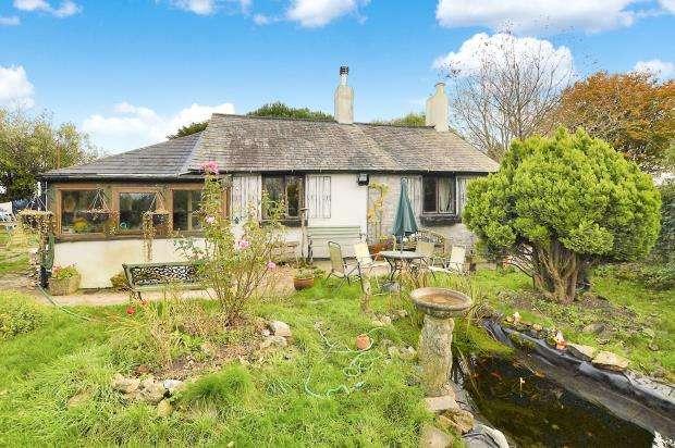 2 Bedrooms Detached Bungalow for sale in Drunken Bridge Hill, Plympton, Plymouth, Devon