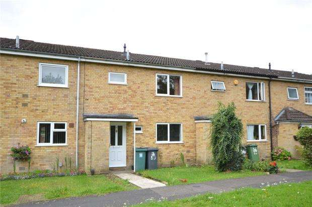 3 Bedrooms Terraced House for sale in Tobago Close, Basingstoke, Hampshire