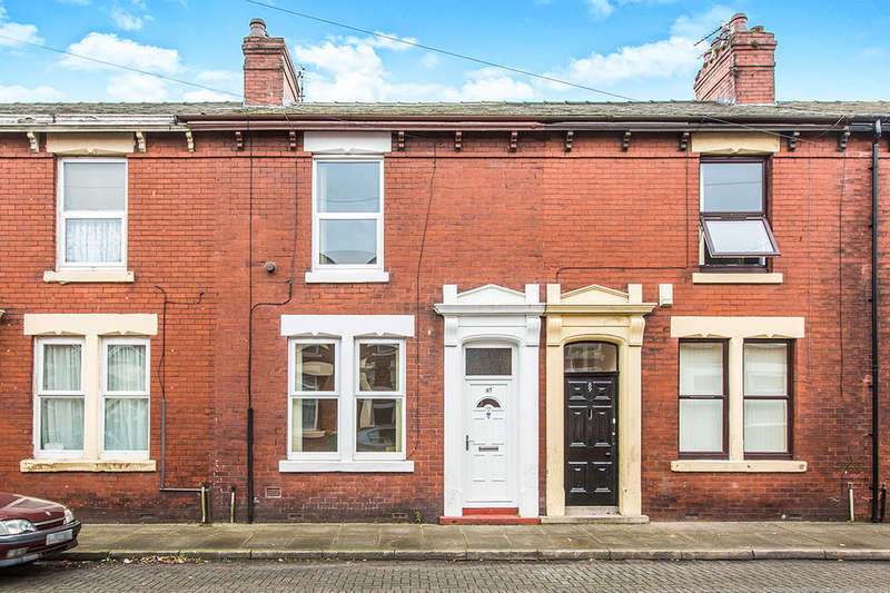 3 Bedrooms Terraced House for sale in Eldon Street, Preston, PR1