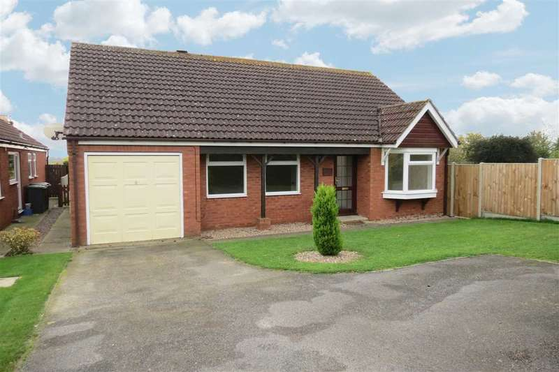 3 Bedrooms Detached Bungalow for sale in Burton Road, Heckington
