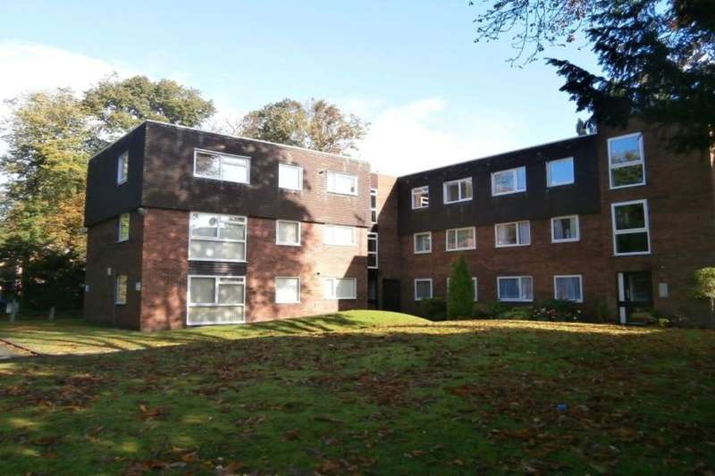 2 Bedrooms Flat for sale in Bramhall Lane, Stockport, SK3