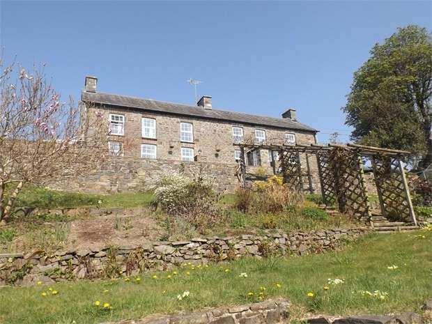 6 Bedrooms Detached House for sale in Nanternis, New Quay, Ceredigion